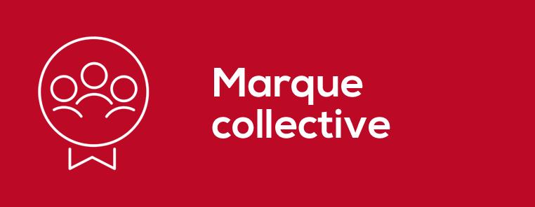 Une marque collective